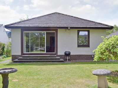 Photo for 3 bedroom accommodation in Pitlochry