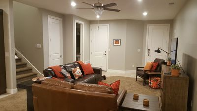 """Living Area / Cable / WiFi  / TV 55"""""""