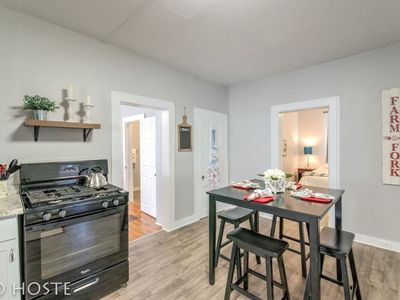 Photo for 3BR ♥ Of Downtown ☆ King Bed, Dining, Has It All!