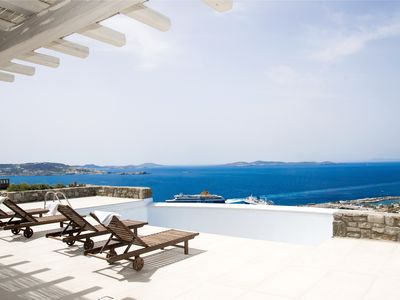 Photo for VILLA MYKONOS ZELIA 2