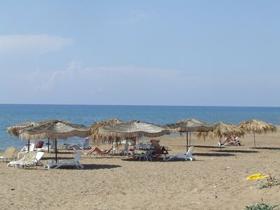 The beach at Tholo awaits you all year