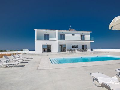 Photo for Villa Sienna, Luxury and New 6BDR Protaras Villa,  with beautiful Sea Views