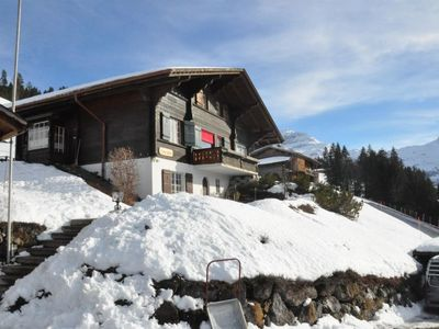 Photo for Apartment Ferienhaus Sunneschyn in Lenk - 6 persons, 3 bedrooms