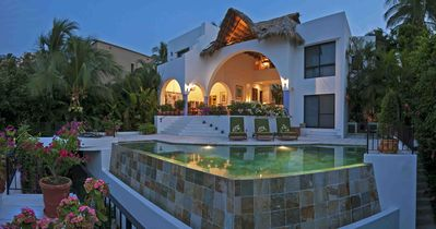 Photo for Unique villa, affordable luxury, heated pool from $450 USD/night