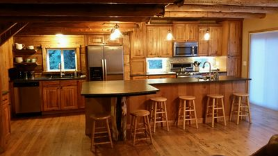Photo for Beautiful Big Cabin Near Ponderosa State Park, Payette Lake & McCall Golf Course