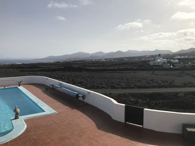 Photo for House in Macher , very relaxing place, view to the sea and the mountains