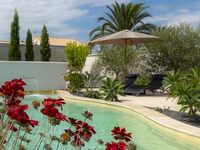 Photo for Comfort, calm and privacy, 300 meters from the Canal du Midi and animation