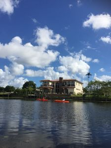 Photo for Luxury Waterfront Palm Beach Private BOAT DOCK/POOL/HOT TUB 5BD/5BTH