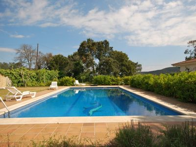 Photo for Club Villamar - Lovely villa with a big private swimming pool in the garden and a terrace with a ...
