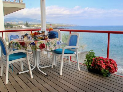 Photo for Magnificent house in front of the sea and with direct access to the beach of the Militia