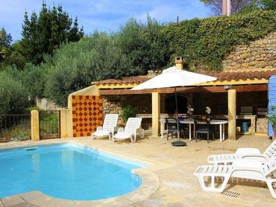 Photo for Villa, Cotignac  in Var - 8 persons, 4 bedrooms