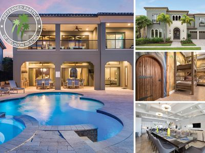Photo for Signature Estate | Luxury 7 Bed Signature Estate Vacation Home with 5 Suites