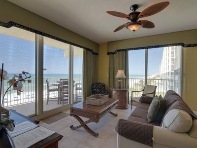 Photo for Remarkable  3bd/3 ba w/Sleeper corner unit with extraordinary views!
