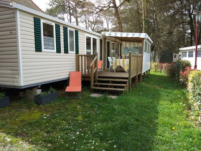 Photo for MOBILHOME 3 CH. 40m² - 6 PERS. - CAMPING 4 *