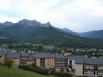 Photo for Nice apt with mountain view
