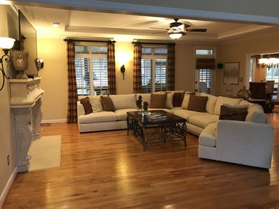 Photo for Beautiful Master's Rental-4BR/2.5BA-10miles from Augusta National