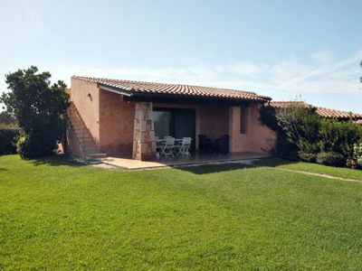 Photo for 3 bedroom Villa, sleeps 8 with Air Con and Walk to Beach & Shops