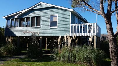 Photo for Hatrask Haven: A serene retreat central to every activity on the Outer Banks