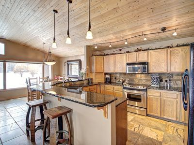 Photo for Come Enjoy this Meadow Lake Home Close to Beautiful Glacier National Park