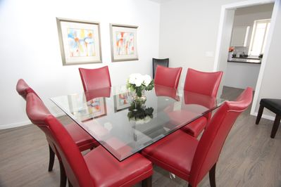 8 Seat Formal Dining Area