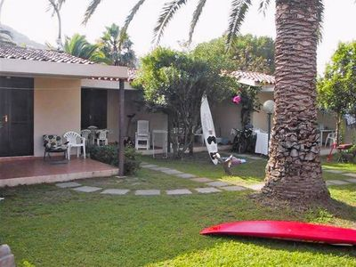 Photo for House 177 m from the center of Costa Rei with Parking, Internet, Air conditioning, Garden (120387)