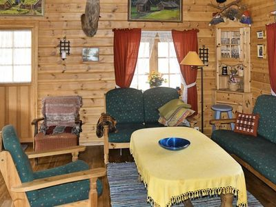 Photo for Vacation home Helle in Kaupanger - 6 persons, 2 bedrooms