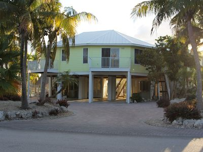 Photo for Tropical Waterfront Home - Gulf View, Deepwater Dock, Kayak