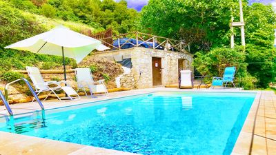 Photo for Exquisitely Pretty, Detached Cottage, 5 kms to Central Spoleto... exclusive pool