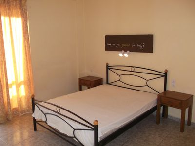 Photo for Spacious Sunny Apt In Heraklion,  3' Away From The Beach!