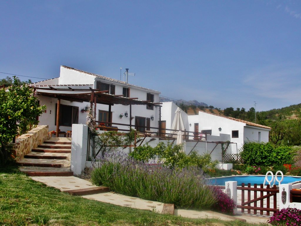Restored Andalucian Farmhouse Five En Sui Vrbo