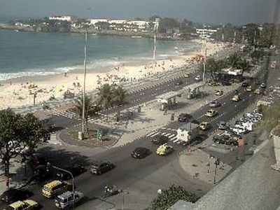 Photo for Excelete Copacabana apartment for 4 people or + sea Full View
