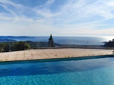 Photo for One bedroom Apartment, sleeps 6 in Cavalaire-sur-Mer with Pool and WiFi