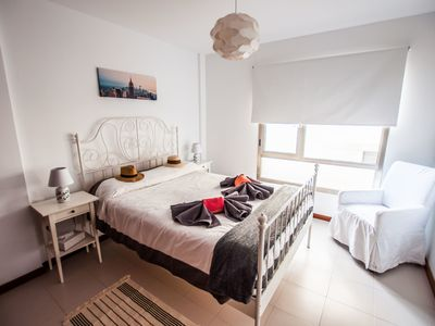 Photo for 1 bedroom apartment in Arrecife centre with roof terrace