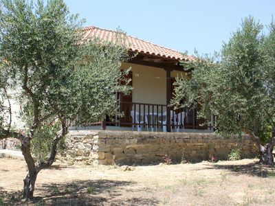 Photo for Enjoy calm idyll amid olive groves - holiday house Messenia, Peloponnese