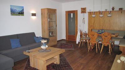 Photo for Holiday apartment high up in Obermaiselstein