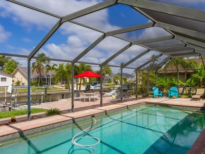 Photo for SE Cape Coral | Direct Access | Only minutes to the Coloosahatchee River & Gulf of Mexico, perfect f