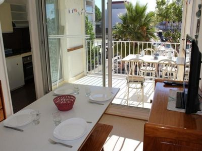 Photo for 1BR Apartment Vacation Rental in Gruissan