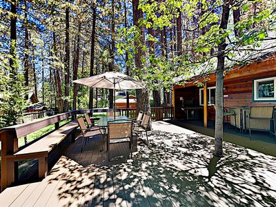Photo for New Listing! Mountain Bungalow w/ Sauna, Hot Tub & Pool Table - Near Village