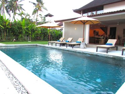 Photo for Aisha II, 5 Bedroom Villa, Best central Location, Seminyak
