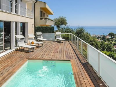 Photo for La Martina - Villa for 6 people in Roquebrune-Cap-Martin