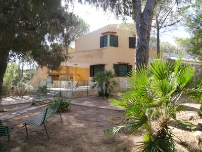 Photo for Calamarina, viale Marinella, sleeps 6