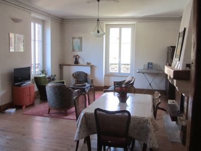 Photo for Au pied du Clocher - Accommodation 6 people 120 m2