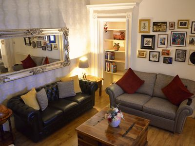 Photo for Elegant townhouse in central Ayr.  Close to racecourse, beach & golf facilities
