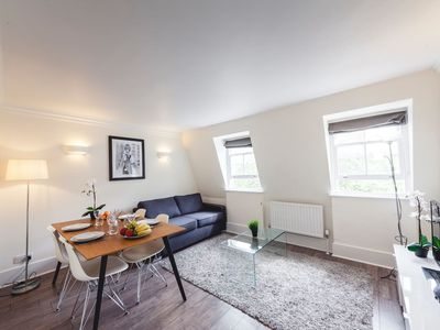 Photo for Heart of London on New Oxford Street -  Quaint 1BR