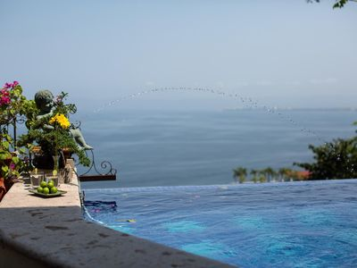 Photo for Stunning luxury Villa Casa Higuera with Espectacular Views of the Ocean