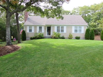 Photo for Walk to Beach- A/C- WiFi- Walk to bike path- Welcome to Jack's Little Cape House