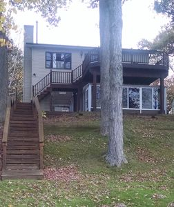 Lakefront Home On Private All Sports Lake