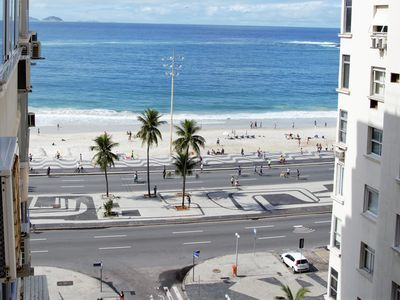 Photo for Elegant 2BR Luxury Oceanview Copacabana