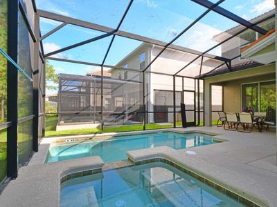 Photo for GATED RESORT COMMUNITY, CONSERVATION VIEW, CLOSE TO DISNEY, FREE WIFI!!