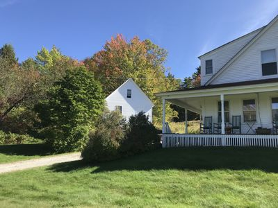 Charming 19th Century Farmhouse 15-20 minutes from Cannon and Bretton Woods